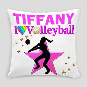 CUSTOM VOLLEYBALL Everyday Pillow