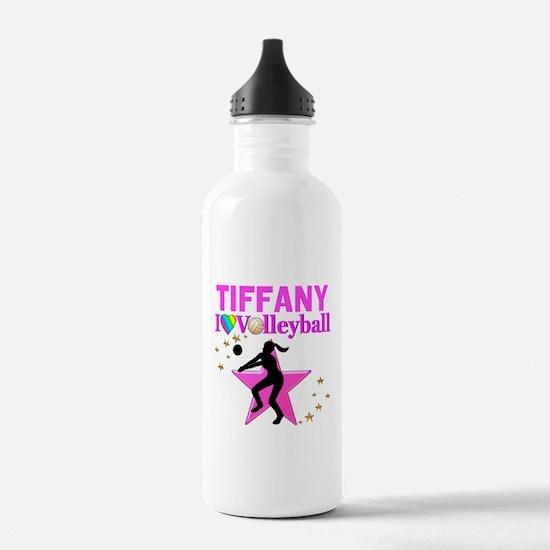 CUSTOM VOLLEYBALL Sports Water Bottle