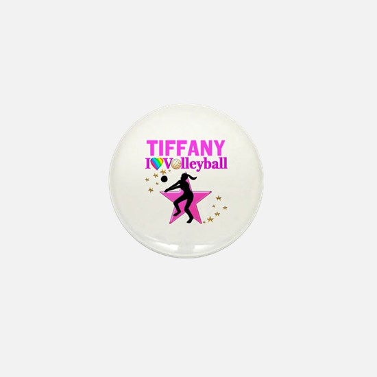 CUSTOM VOLLEYBALL Mini Button