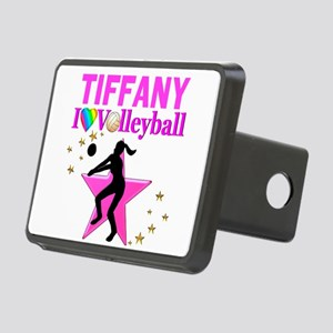 CUSTOM VOLLEYBALL Rectangular Hitch Cover
