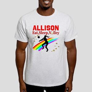 CUSTOM VOLLEYBALL Light T-Shirt