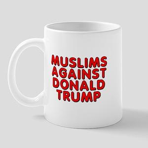 Muslims against Trump - Mug