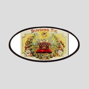 Mason's Binding Tie Patch