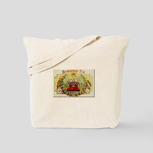 Mason's Binding Tie Tote Bag