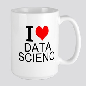 I Love Data Science Mugs