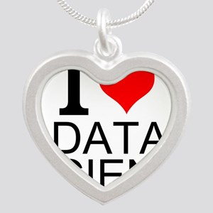 I Love Data Science Necklaces