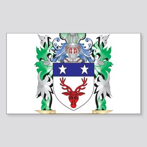 Thomson Coat of Arms - Family Crest Sticker