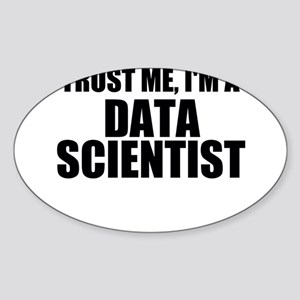 Trust Me, I'm A Data Scientist Sticker