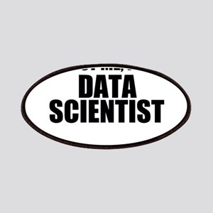 Trust Me, I'm A Data Scientist Patch