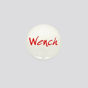 Wench Mini Button