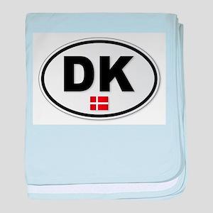 DK Platea baby blanket