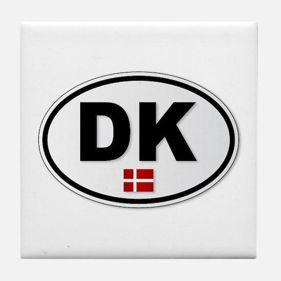 DK Platea Tile Coaster