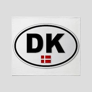 DK Platea Throw Blanket