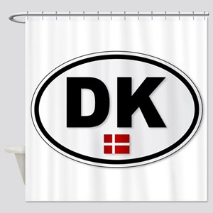 DK Platea Shower Curtain