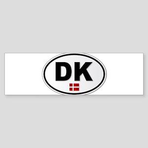 DK Platea Bumper Sticker