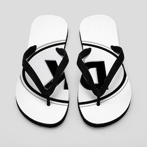 DK Platea Flip Flops