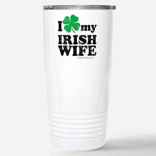 Love My Irish Wife Mugs