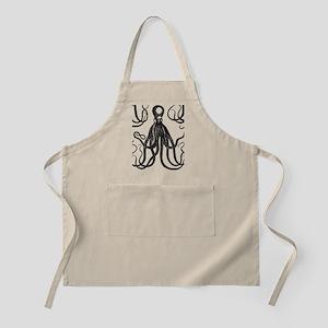 Antique Octopus Apron