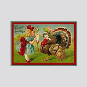 Turkey in the Mirror Rectangle Magnet