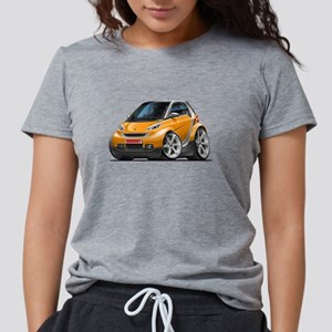 Smart Orange Car T-Shirt