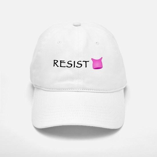 Pussyhat Resist Baseball Baseball Cap