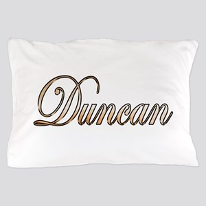 Gold Duncan Pillow Case