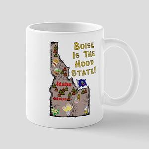 ID-Hood! Mug