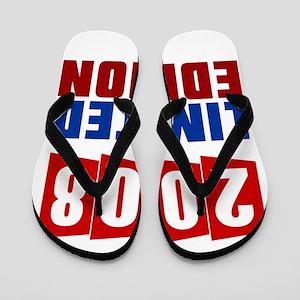 2008 Limited Edition Birthday Flip Flops