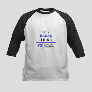 It's a BACAS thing, you wouldn't u Baseball Jersey
