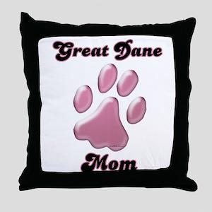 Dane Mom3 Throw Pillow