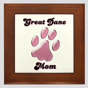 Dane Mom3 Framed Tile