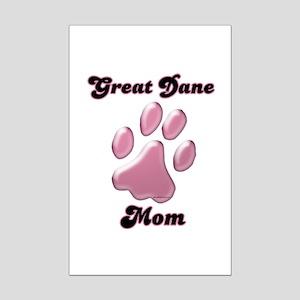 Dane Mom3 Mini Poster Print