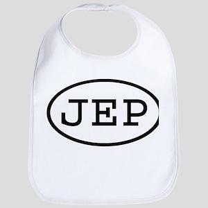 JEP Oval Bib