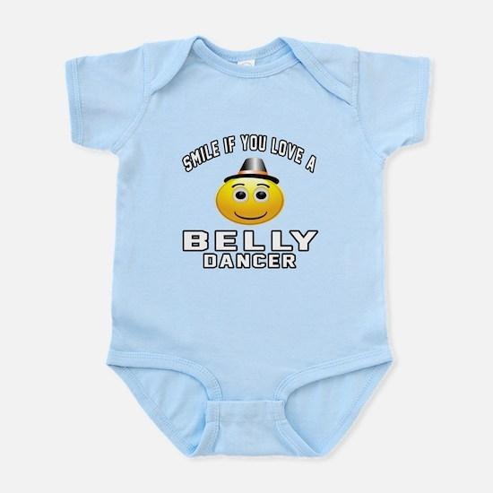 Belly Dancer Designs Infant Bodysuit