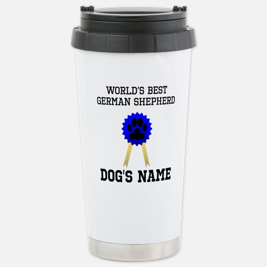 Worlds Best German Shepherd (Custom) Mugs
