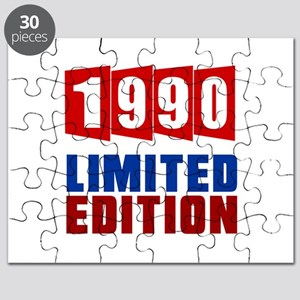 1990 Limited Edition Birthday Puzzle