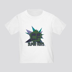 CF Super Hero Toddler T-Shirt