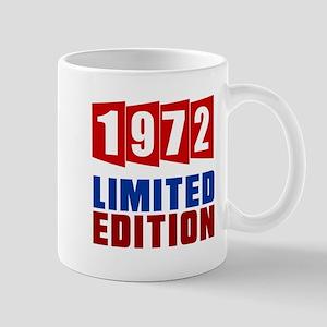 1972 Limited Edition Birthday Mug