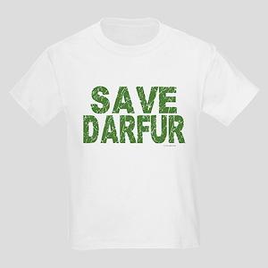 Save Darfur 1 Kids Light T-Shirt