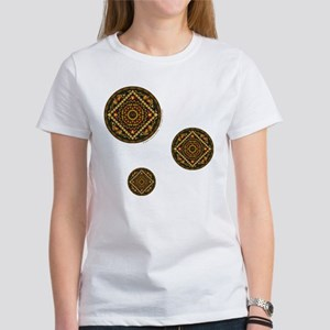 Thanksgiving Icons Women's T-Shirt