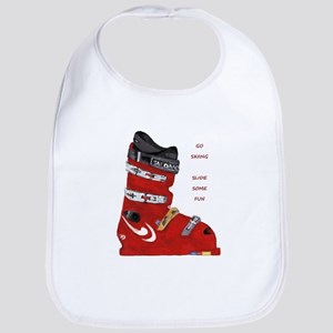 ski boot Baby Bib