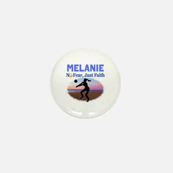 VOLLEYBALL STAR Mini Button