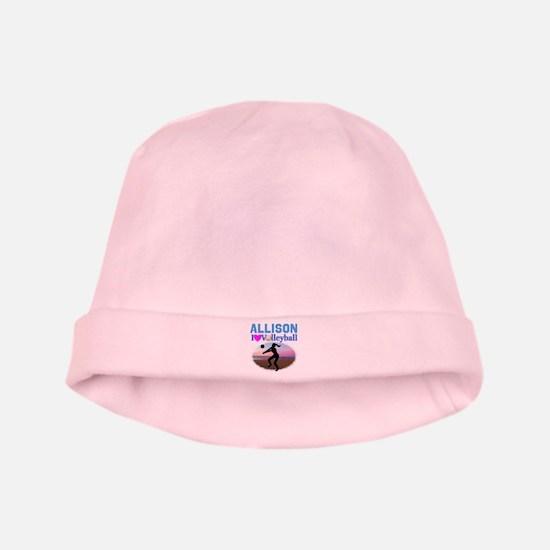 VOLLEYBALL STAR baby hat