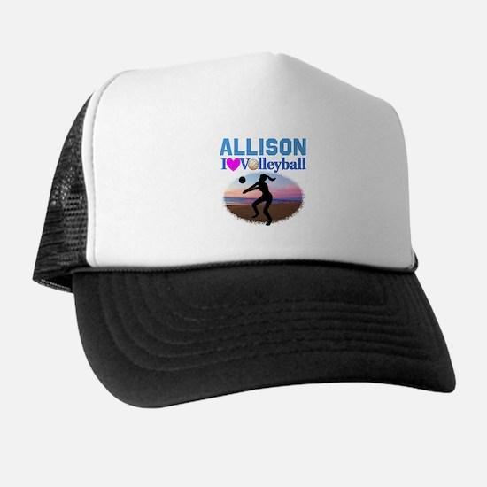 VOLLEYBALL STAR Trucker Hat