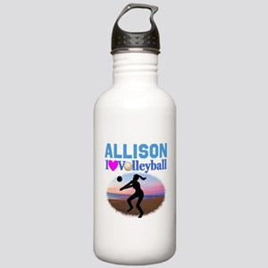VOLLEYBALL STAR Stainless Water Bottle 1.0L