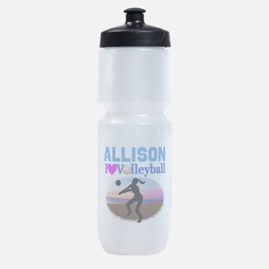 VOLLEYBALL STAR Sports Bottle