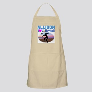 VOLLEYBALL STAR Apron