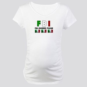 Full-Blooded Italian Maternity T-Shirt