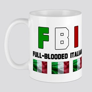 Full-Blooded Italian Mug