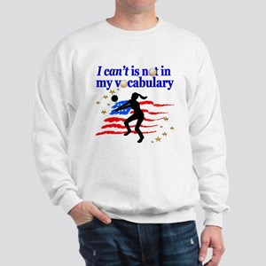 VOLLEYBALL STAR Sweatshirt